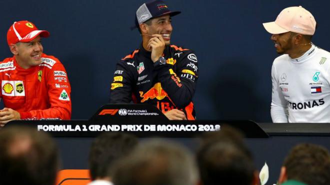 """Tin thể thao HOT 3/6: """"Tam mã"""" xô đổ kỷ lục 31 năm trong lịch sử F1 - 1"""