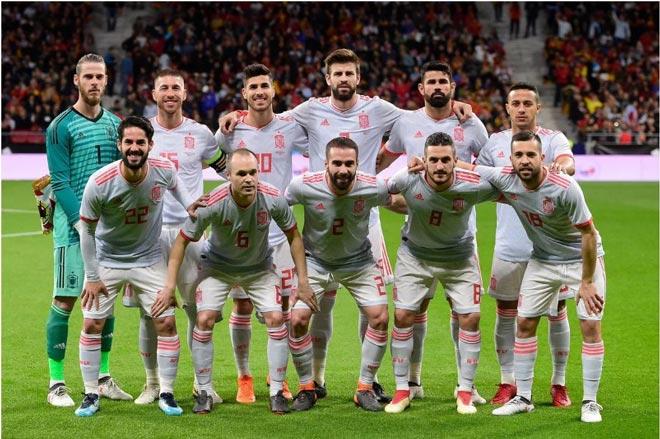 Tây Ban Nha - Thụy Sĩ: Isco, Ramos tung hoành, vạn sự khởi đầu nan - 1
