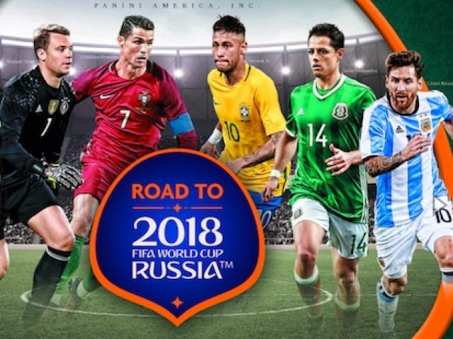 Không phải bản quyền World Cup 2018, đây mới là 10 từ khóa được người VN quan tâm