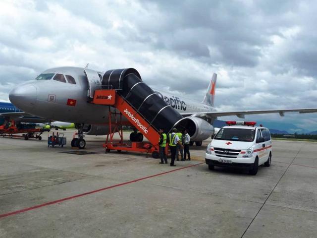 Máy bay từ Hà Nội đi Đà Lạt, cơ trưởng hạ cánh khẩn ở Đà Nẵng để làm điều này