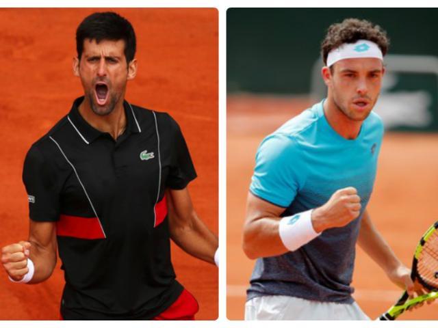 """Cập nhật Roland Garros ngày 10: Djokovic giải """"ẩn số"""", Thiem – Zverev đại chiến sao mai"""