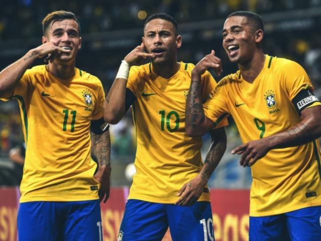 """Vua World Cup: Brazil đè """"ông trùm"""" Đức, Bồ Đào Nha – Ronaldo tầm thường"""