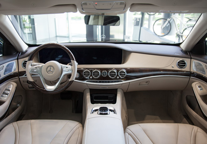 Chi tiết Mercedes-Benz S450L 2018 hoàn toàn mới với giá bán hơn 4,2 tỷ đồng - 9