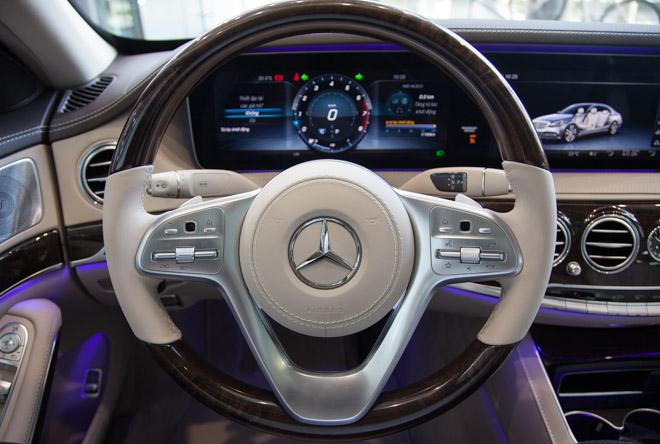 Chi tiết Mercedes-Benz S450L 2018 hoàn toàn mới với giá bán hơn 4,2 tỷ đồng - 11