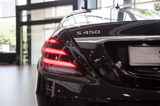 Chi tiết Mercedes-Benz S450L 2018 hoàn toàn mới với giá bán hơn 4,2 tỷ đồng - 8