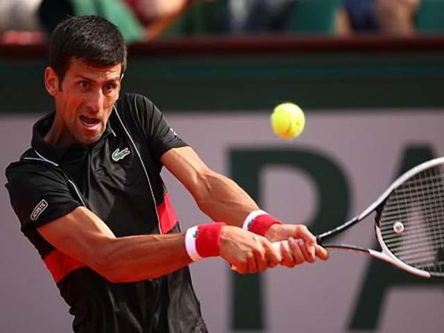 TRỰC TIẾP Djokovic - Cecchinato: Djokovic thua set 1 (Tứ kết Roland Garros)