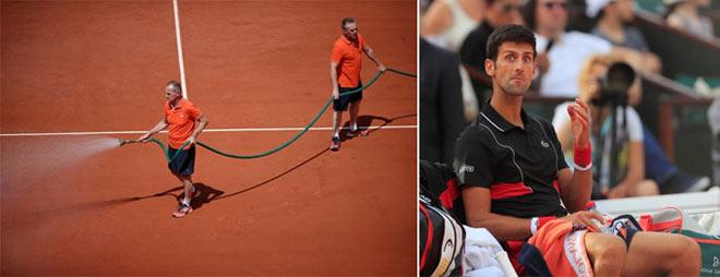 """Roland Garros ngày 10: Á quân US Open đại chiến """"Serena mới"""" bán kết - 1"""