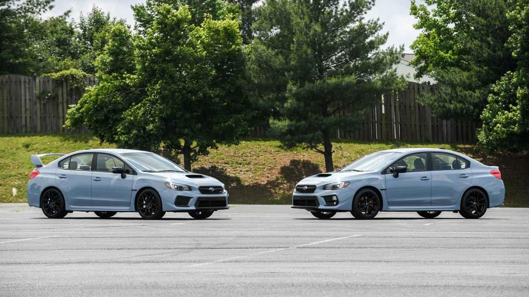 Subaru giới thiệu WRX và WRX STI 2018 phiên bản đặc biệt Series.Gray - 1