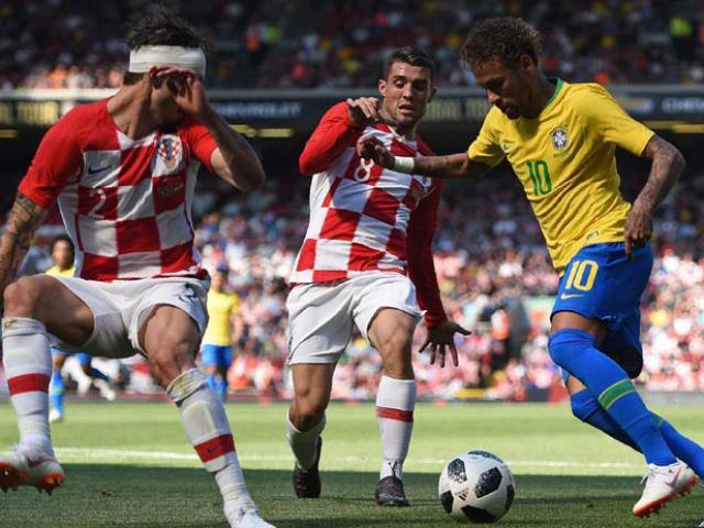 Neymar tái xuất tuyệt đỉnh, ĐT Brazil vẫn lo vỡ mộng vàng World Cup