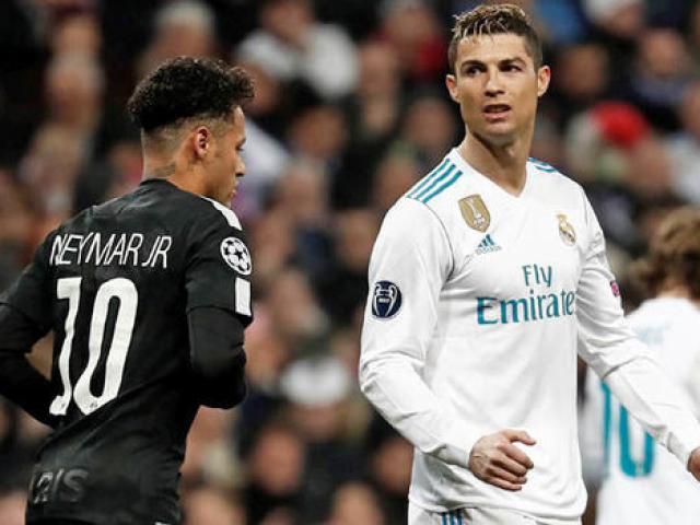 Ronaldo dọa rời Real: Lộ nguyên nhân sốc vì Neymar, MU vào cuộc nhờ siêu cò