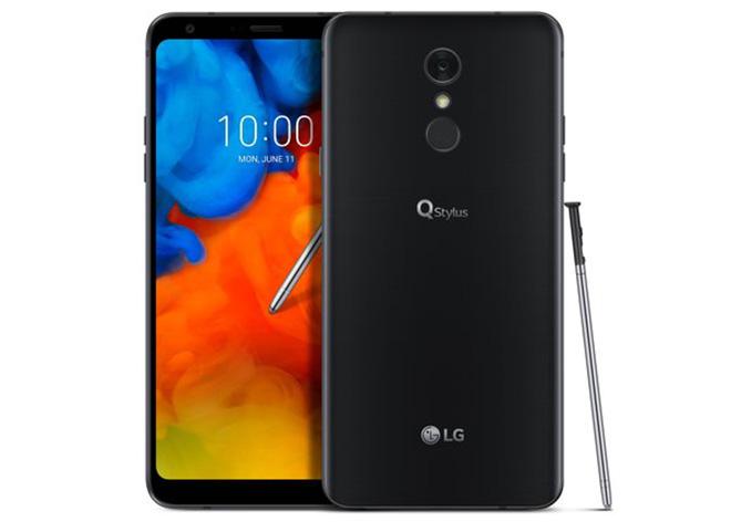 LG công bố Q Stylus với màn hình 6,2 inch, Android 8.1 Oreo - 1