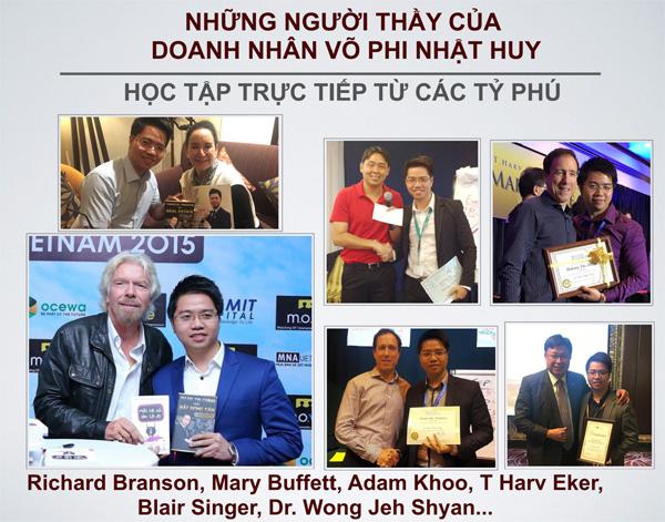 """Doanh nhân Võ Phi Nhật Huy: """"Tôi chia sẻ kinh nghiệm để cùng mọi người thành công trong BĐS"""" - 2"""