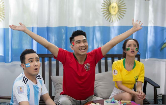 Thỏa giấc mơ World Cup, chinh phục cup vàng theo cách độc đáo - 1
