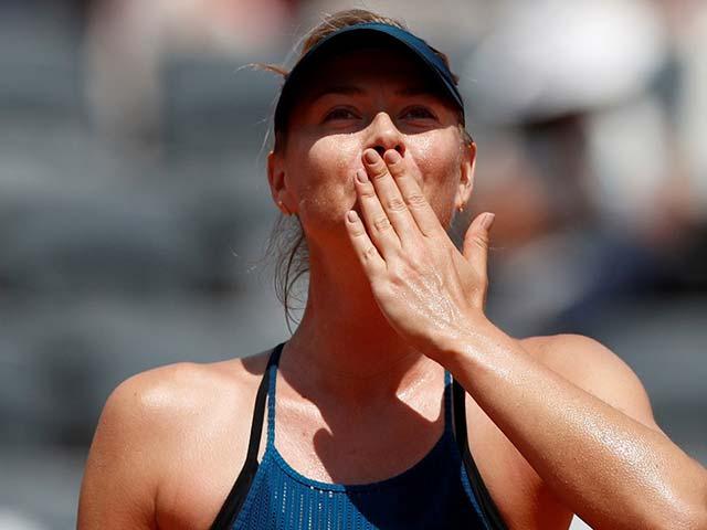 Chi tiết Sharapova - Muguruza: Chiến thắng quá dễ (KT)