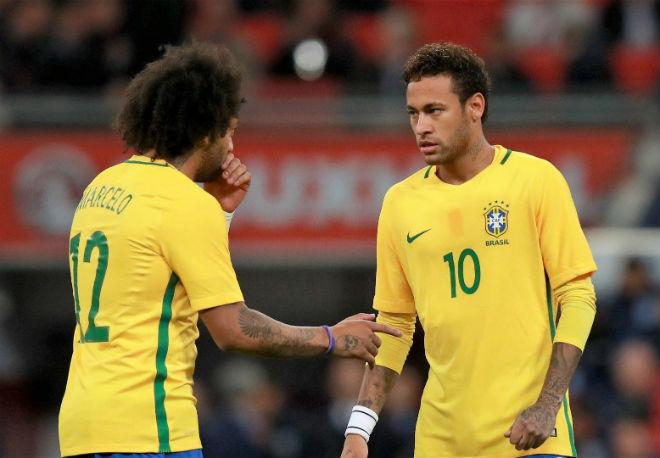 """Real đại loạn: Ramos """"phản"""" Ronaldo, phe Brazil mở cửa đón Neymar - 1"""