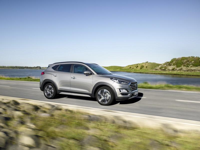 Hyundai Tucson 2019 đã có phiên bản máy dầu mạnh mẽ và tiết kiệm - 6