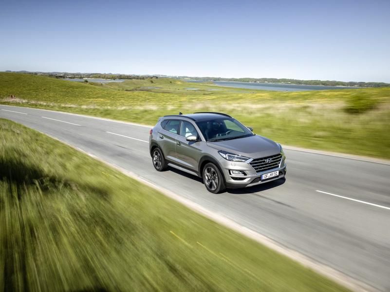 Hyundai Tucson 2019 đã có phiên bản máy dầu mạnh mẽ và tiết kiệm - 4