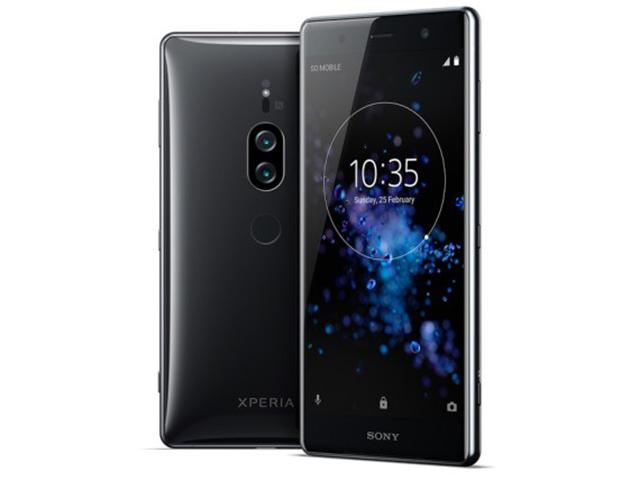 Sony Xperia XZ3 lộ diện với camera kép mặt lưng, thiết kế sexy