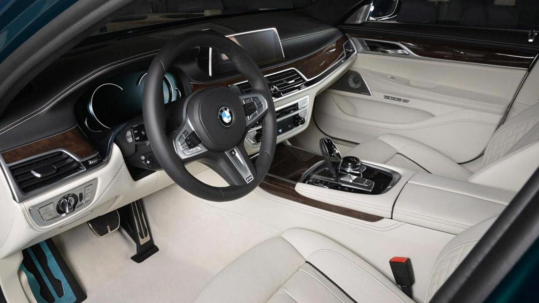 Ngắm BMW M760Li ''hàng thửa'' cho đại gia tại Abu Dhabi - 6