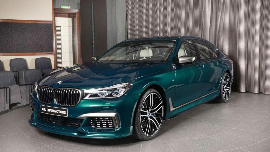 Ngắm BMW M760Li ''hàng thửa'' cho đại gia tại Abu Dhabi - 2