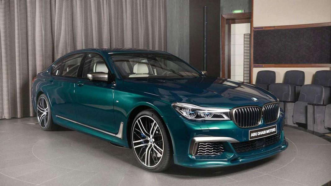 Ngắm BMW M760Li ''hàng thửa'' cho đại gia tại Abu Dhabi - 1