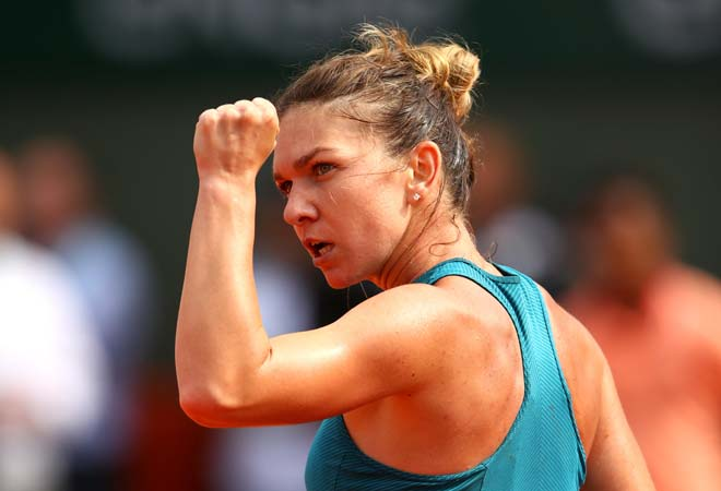 Halep - Stephens: Ngược dòng đẳng cấp, chiến thắng vỡ òa (Chung kết Roland Garros) - 1