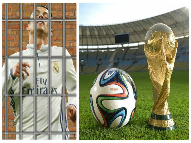 """Ronaldo dứt điểm vụ trốn thuế: Chi """"khủng"""" chạy án tù, an tâm dự World Cup"""