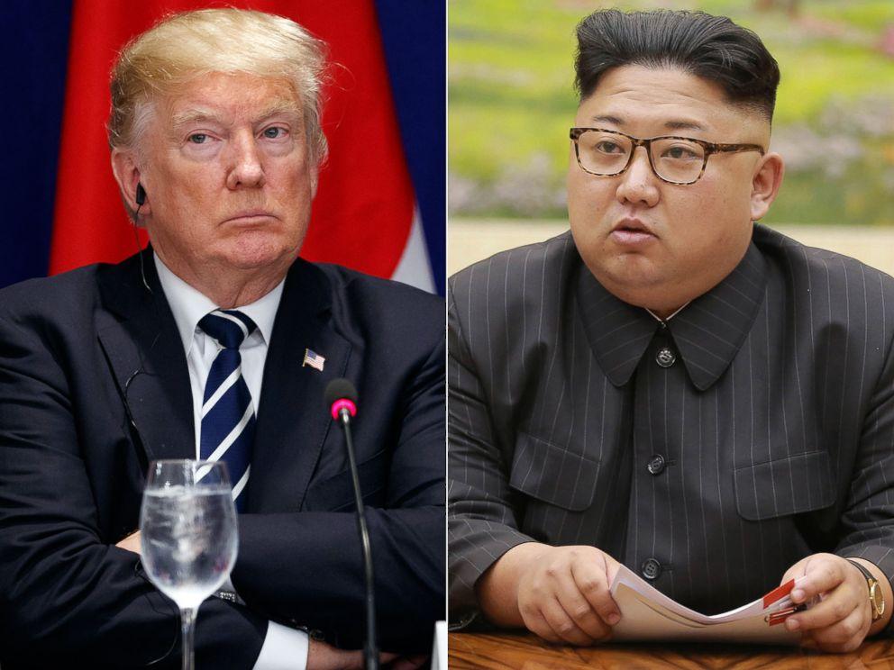 """Trump nói sẽ """"bắt bài"""" Kim Jong-un trong 60 giây - 1"""