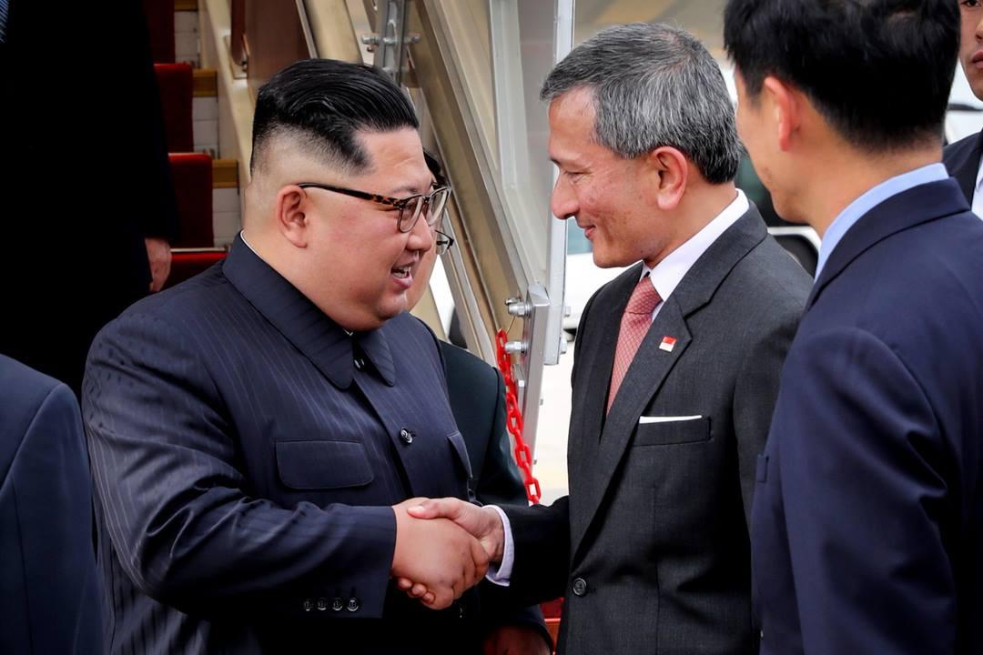 Thủ tướng Lý Hiển Long tuyên bố bất ngờ trước giờ gặp Kim Jong-un - 1
