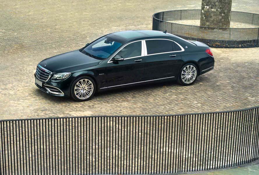 Mercedes-Benz S-Class 2018: Sức hút mới trong phân khúc sedan hạng sang - 7