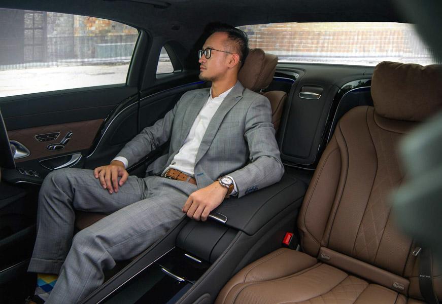 Mercedes-Benz S-Class 2018: Sức hút mới trong phân khúc sedan hạng sang - 6