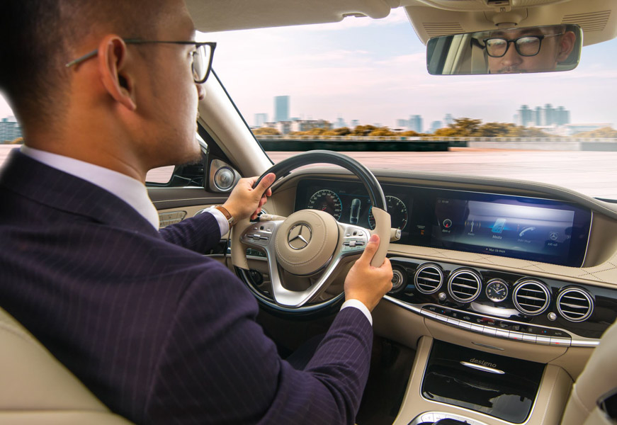 Mercedes-Benz S-Class 2018: Sức hút mới trong phân khúc sedan hạng sang - 5