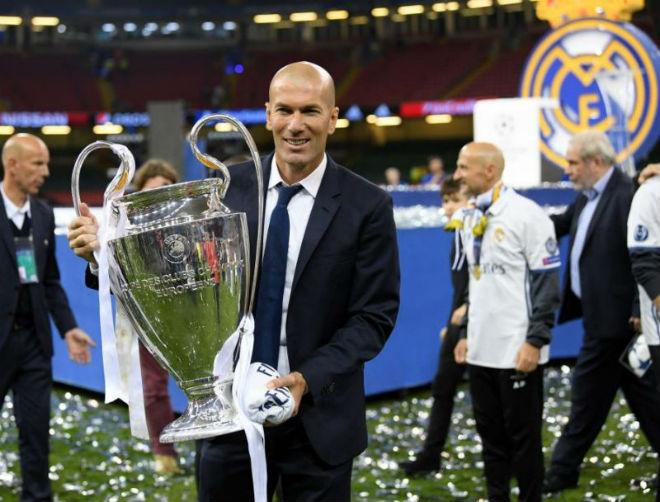 Real chốt ngày chọn chiến tướng mới thay Zidane: Huyền thoại mừng thầm - 1
