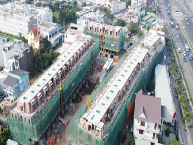 Sở Xây dựng TP.HCM công bố dự án bất động sản cầm cố ngân hàng - 1
