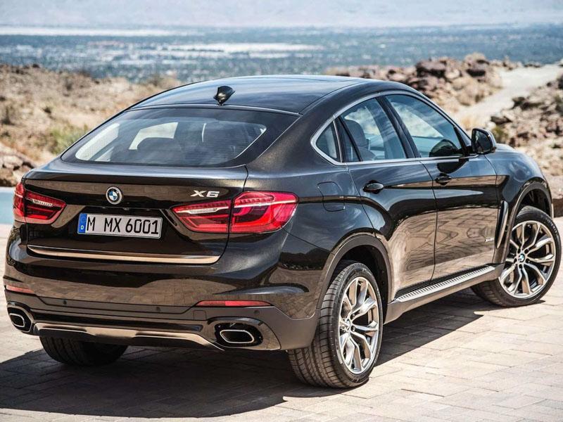 BMW X6 thế hệ mới trông như thế nào khi lấy cảm hứng từ BMW X5 2019? - 8