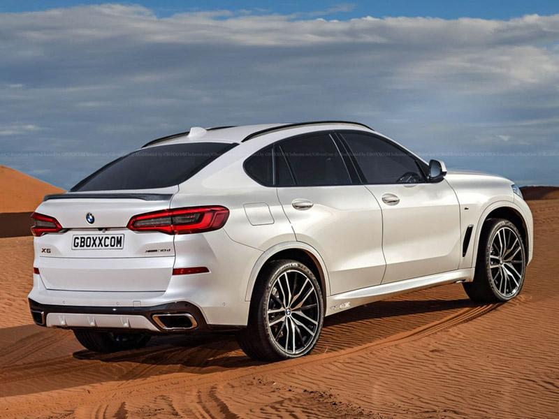 BMW X6 thế hệ mới trông như thế nào khi lấy cảm hứng từ BMW X5 2019? - 6
