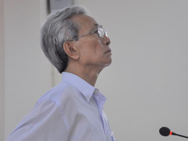 Thi hành án đối với Nguyễn Khắc Thủy dâm ô trẻ em
