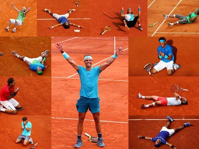 Nhà vua giành 11 Roland Garros: Giải mã cỗ máy Nadal