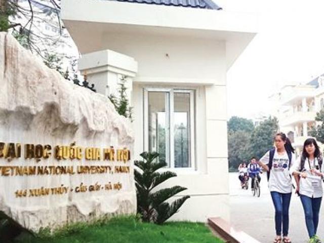 Bao giờ Đại học Việt Nam lọt top 100 thế giới?