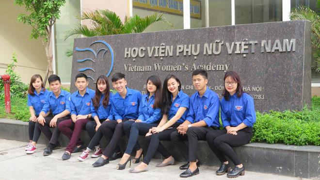 Học viện phụ nữ Việt Nam nhận hồ sơ tuyển dụng - 1