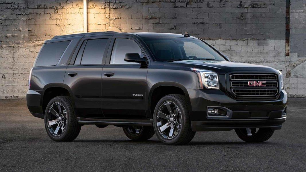 GMC bổ sung thêm 2 phiên bản mới cho dòng SUV ''khủng long'' Yukon 2019 - 5