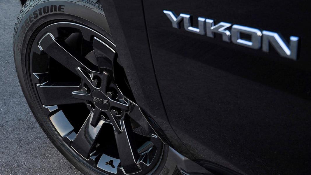GMC bổ sung thêm 2 phiên bản mới cho dòng SUV ''khủng long'' Yukon 2019 - 2