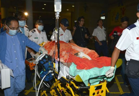 Rùng rợn cái chết được báo trước của tỷ phú Hồng Kông trong đúng ngày sinh nhật - 1