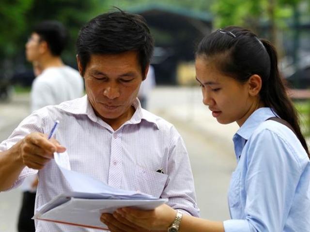 2,75 triệu nguyện vọng đăng ký xét tuyển đại học