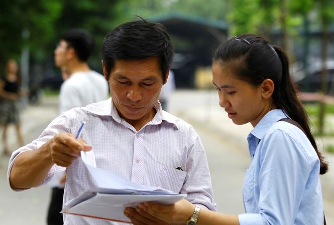 2,75 triệu nguyện vọng đăng ký xét tuyển đại học - 1