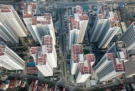 Chủ tịch Hà Nội: Xây nhà cao tầng là xu hướng tất yếu - 1