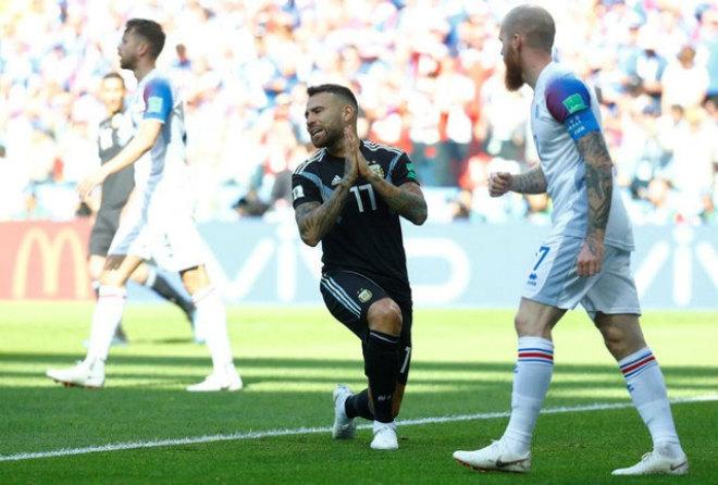 """Góc chiến thuật Argentina – Iceland: """"Xe buýt"""" siêu hạng, nỗi đau Messi - 1"""