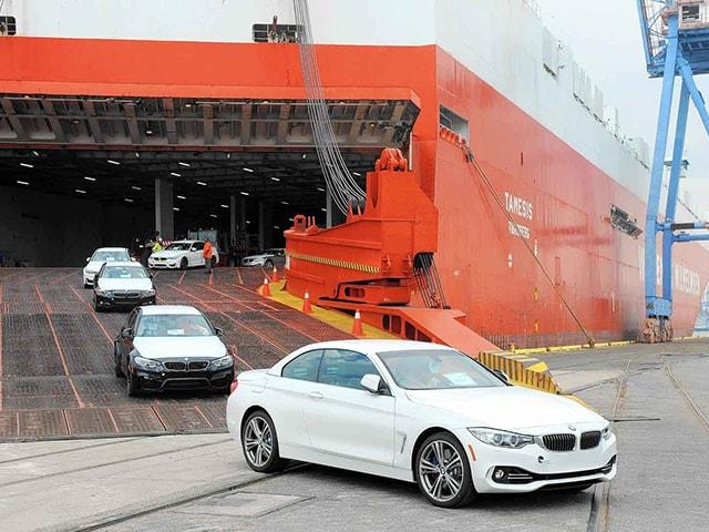 Chỉ có 110 chiếc ô tô dưới 9 chỗ nhập khẩu về nước trong tuần qua
