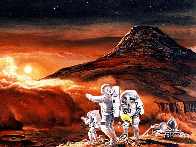 Phải làm gì để sao Hỏa sống được tốt như ở Trái Đất?