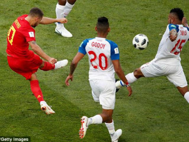 """Video, kết quả bóng đá Bỉ - Panama: Bản lĩnh tý hon, """"Quỷ đỏ"""" khoe sức mạnh (World Cup 2018) (H1)"""
